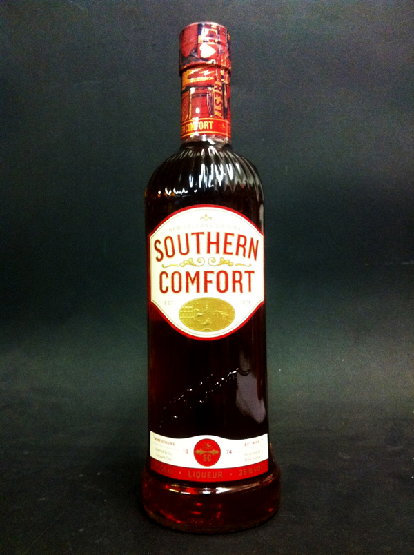 southern comfort whisky lik r usa 0 7 liter 35 vol ebay. Black Bedroom Furniture Sets. Home Design Ideas